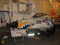 141821 @ CV12 - Grumman F-11A Tiger, c/n: 138, USS Hornet - by Timothy Aanerud