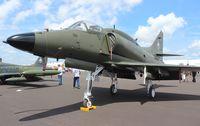 N161EM @ LAL - A-4N Skyhawk