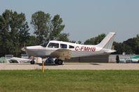 C-FMHB @ KOSH - Piper PA-28-161 - by Mark Pasqualino