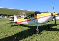 N164JD @ OSH - Cessna 180H