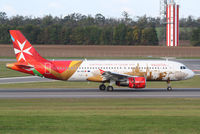 9H-AEO @ LOWW - Air Malta A320 - by Andreas Ranner