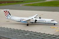 9A-CQC @ LOWL - 9A-CQC @ Linz Airport - by Simon Prechtl