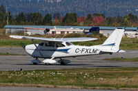 C-FXLM @ CYPK - Ready to depart - by Guy Pambrun
