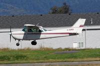 C-GREI @ CYPK - Landing - by Guy Pambrun
