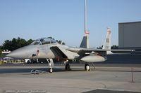 85-0134 @ KBAF - F-15D Eagle 85-0134 MA from 131st FS Death Vipers 104th FW Barnes ANG, MA - by Dariusz Jezewski www.FotoDj.com