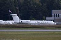 N335LL @ KBAF - Gulfstream Aerospace G-V  C/N 5107, N335LL