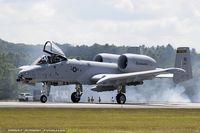 80-0267 @ KBAF - A-10C Thunderbolt II 80-0267 IN from 163rd FS Blacksnakes 122th FW Fort Wayne, IN - by Dariusz Jezewski www.FotoDj.com