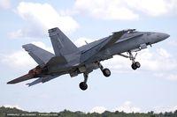 163499 @ KBAF - F/A-18C Hornet 163499 AD-307 from VFA-106 Gladiators  NAS Oceana, VA - by Dariusz Jezewski www.FotoDj.com