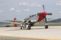 N10601 @ KDOV - North American P-51D Mustang  C/N 44-73843, NL10601 - by Dariusz Jezewski www.FotoDj.com
