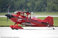 N668CM @ KDOV - Pitts S-1 Special  C/N 68, N668CM