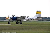 N99420 @ KYIP - Douglas B-26B Invader Silver Dragon C/N 44-34104, N99420 - by Dariusz Jezewski www.FotoDj.com