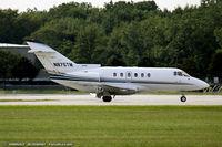 N875TM @ KYIP - Raytheon Hawker 800XP  C/N 258523, N875TM