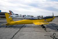 N763AF @ KYIP - Schweizer SGM 2-37  C/N 11, N763AF