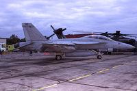 166671 @ KYIP - F/A-18F Super Hornet 166671 AC-110 from VFA-32 Swordsmen  NAS Oceana, VA - by Dariusz Jezewski www.FotoDj.com