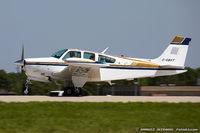 C-GBXT @ KOSH - Beech F33A Bonanza  C/N CE-915, C-GBXT