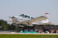 C-GVKV @ KOSH - American Aviation AA-5A Cheetah  C/N AA5A-0784, C-GVKV - by Dariusz Jezewski www.FotoDj.com