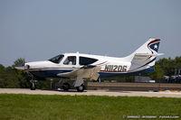 N112DG @ KOSH - Aero Commander 112  C/N 105, N112DG - by Dariusz Jezewski www.FotoDj.com