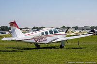 N122LG @ KOSH - Beech A36 Bonanza 36  C/N E-2413, N122LG - by Dariusz Jezewski www.FotoDj.com