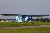 N1753D @ KOSH - Cessna 170A  C/N 20196, N1753D
