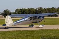 N2438N @ KOSH - Cessna 140  C/N 12691, N2438N - by Dariusz Jezewski www.FotoDj.com
