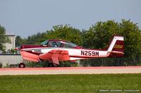N259M @ KOSH - Aero Commander 200D  C/N 297, N259M