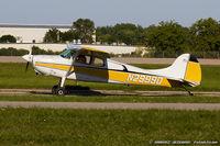 N2999D @ KOSH - Cessna 170B  C/N 26942, N2999D