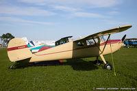 N3086N @ KOSH - Cessna 140  C/N 13344, N3086N
