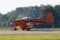N3635B @ KOSH - Beech B50 Twin Boananza  C/N CH-79 , N3635B