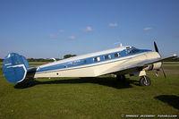 N45SK @ KOSH - Beech C45H Expeditor  C/N AF-645 , N45SK - by Dariusz Jezewski www.FotoDj.com