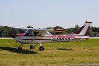 N48938 @ KOSH - Cessna 152 C/N 15281060, N48938