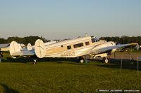 N565US @ KOSH - Beech G18S Twin Beech  C/N BA-469 , N565US - by Dariusz Jezewski www.FotoDj.com