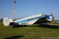 N62CJ @ KOSH - Beech H18 Twin Beech  C/N BA-633, N62CJ