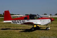 N6424L @ KOSH - American Aviation AA-1A Trainer  C/N AA1A-0424 , N6424L - by Dariusz Jezewski www.FotoDj.com