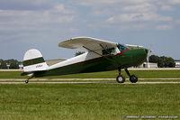 N72564 @ KOSH - Cessna 120  C/N 9734, N72564