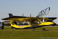 N87DF @ KOSH - Aircam  C/N AC-209 , N87DF