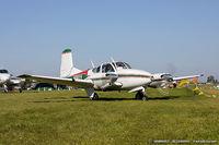 N911Y @ KOSH - Beech 95 Travel Air  C/N TD-182 , N911Y