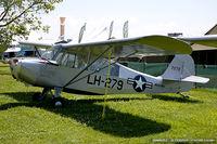 N9324H @ KOSH - Aeronca L-16A  C/N 7BCM-507 , N9324H