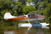 N9987A @ KOSH - Cessna 170A  C/N 19557, N9987A