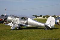 N18781 @ KOSH - Beech F17D Staggerwing  C/N 204, NC18781