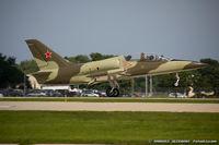 N11XN @ KOSH - Aero Vodochody L-39 Albatros  C/N 931336, NX11XN