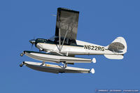 N622RG @ KOSH - Aviat A-1B Husky  C/N 2409, N622RG