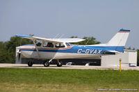 C-GVAX @ KOSH - Cessna 172M Skyhawk  C/N 17261236, C-GVAX - by Dariusz Jezewski www.FotoDj.com
