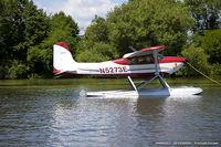 N5273E @ KOSH - Cessna 180B Skywagon Lady Dee  C/N 50573, N5273E