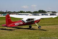 N9979N @ KOSH - Cessna 180J Skywagon  C/N 18052634, N9979N