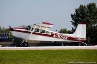 N7654K @ KOSH - Cessna 180J Skywagon  C/N 18052695, N7654K