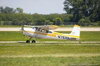 N7819K @ KOSH - Cessna 180J Skywagon  C/N 18052753, N7819K