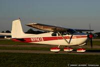 N9941B @ KOSH - Cessna 182A Skylane  C/N 34341, N9941B - by Dariusz Jezewski www.FotoDj.com