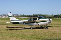 N27FC @ KOSH - Cessna 182E Skylane  C/N 18254410, N27FC