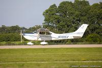 N1105X @ KOSH - Cessna 182T Skylane  C/N 18281980, N1105X
