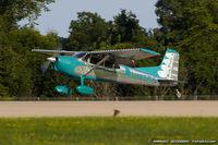 N185RA @ KOSH - Cessna 185 Skywagon  C/N 185-1209, N185RA